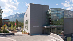Le Kinnear Centre for Creativity and Innovation à Banff
