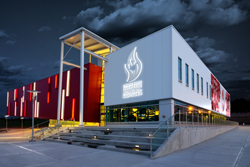Canada's new Sports Hall of Fame and Museum in Calgary