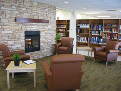 The new Turner Valley intermunicipal library