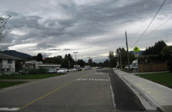 The City of Chilliwack has built some much-needed sidewalks to improve public safety and encourage active living