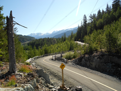 The Valley Trail in Whistler