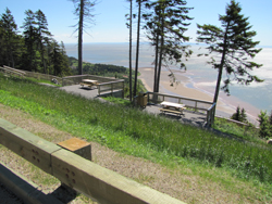 The Fundy Trail in New Brunswick