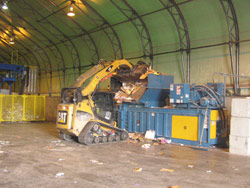 Improving material recovery in Saint John