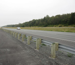 Highway 102, the Veterans Memorial Highway, in Halifax and Dartmouth