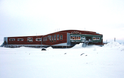 The new Piqqusilirvvik in Clyde River