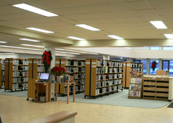 The expanded Arnprior Public Library, completed in June 2010