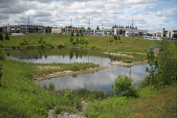 New stormwater facility in Barrie