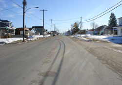 Tenth Street in Earlton