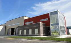 Organic waste processing facility in Guelph