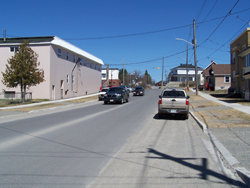 Taylor Avenue, in Kirkland Lake