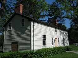 The Laura Secord Homestead in Niagara Falls