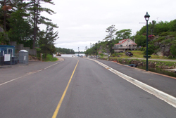 South Shore Road, Parry Sound