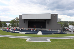 The Grace Hartman Amphitheatre in Sudbury