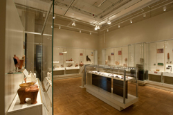 A new gallery at the Royal Ontario Museum in Toronto