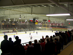 The new arena in Wellington