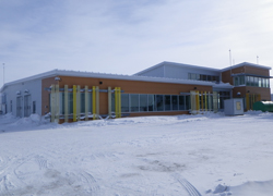 Completed Puvirnituq Airport