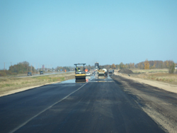 Expanding a leg of Highway 11 in Saskatchewan