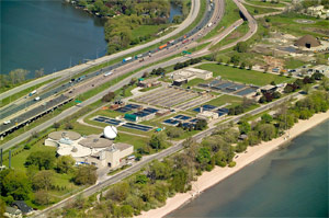 Skyway Wastewater Treatment Plant