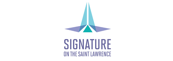 Signature on the Saint Lawrence Website