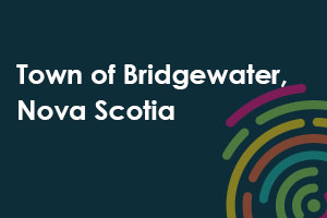 Town of Bridgewater, Nova Scotia icon