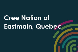 Cree Nation of Eastmain, Quebec icon