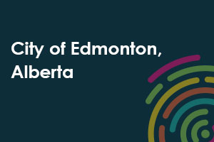 City of Edmonton, Alberta icon