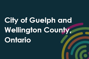 City of Guelph and Wellington County, Ontario icon
