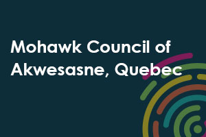 Mohawk Council of Akwesasne, Quebec icon