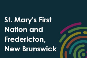 St. Mary's First Nation and Fredericton, New Brunswick icon