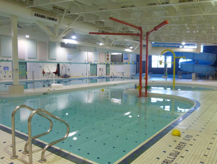 Recreation Centre, Hay River, Northwest Territories