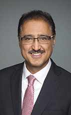 The Honourable Amarjeet Sohi