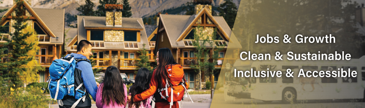 Tab 3: Investing in Inclusive & Accessible Communities (Local bus service expansion, Banff, AB)